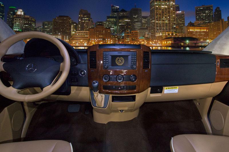 Prestige Motorcoach Mercedes Ambassador